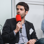 Nicolas Ferrary (Airbnb) - Next Tourisme 2016 Crédit photo : Guillermo Gomez