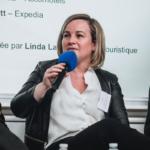 Maryline Lacaze (Compagnie des Alpes) - Next Tourisme 2016 Crédit photo : Guillermo Gomez